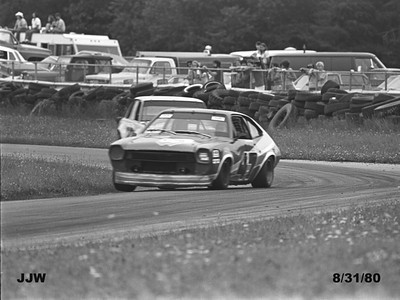 1980 Waterford Hills Road Racing Events