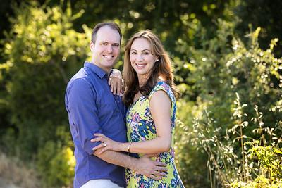 Christina & Brant - Engagement 2017