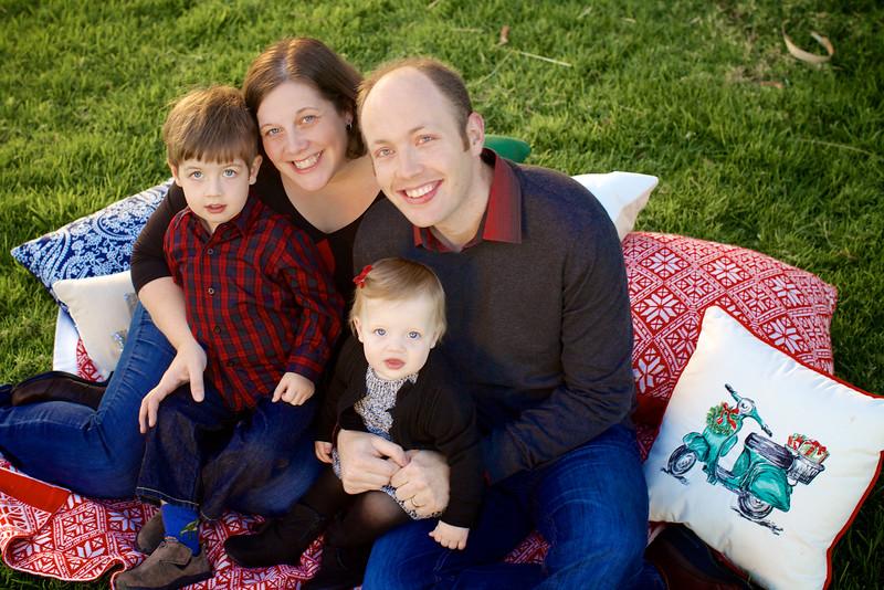 Howard Family Holiday