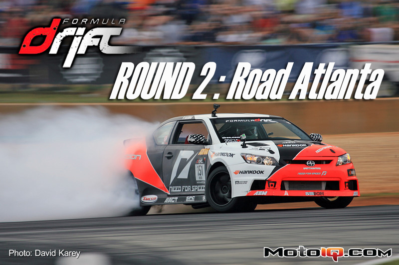 Formula Drift Round 2 - Road Atlanta