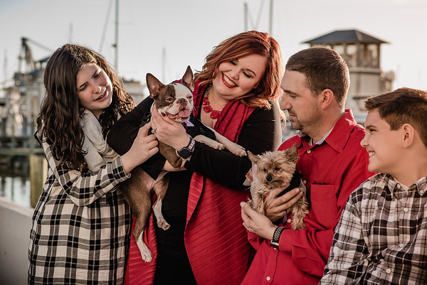 The Efferson Family / Fall 2019