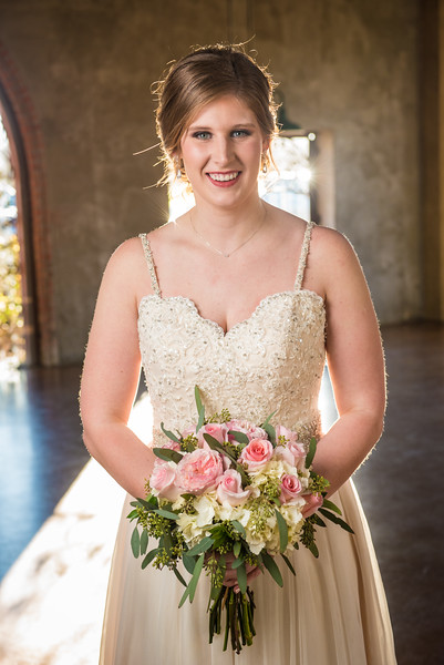 Carly Propps Bridals