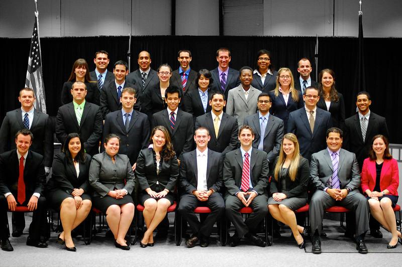 Mock Trial Honor Society 2010-2011