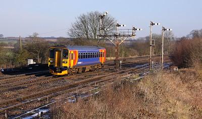 Class 153 & Class 155