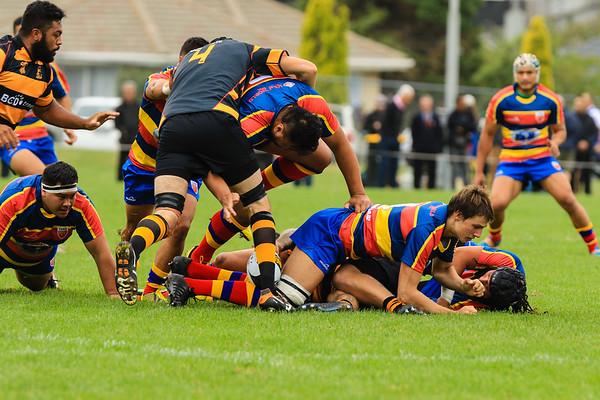 Tawa v Wellington (Premiers)  - 25 March 2016