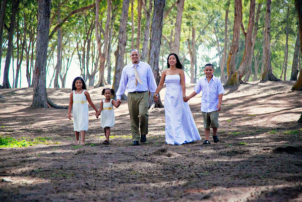 The Smith Family (Outdoor Portraits)