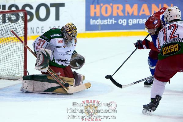 Q2: Frisk Asker Tigers -at- Vålerenga Ice Hockey (27.2.09)