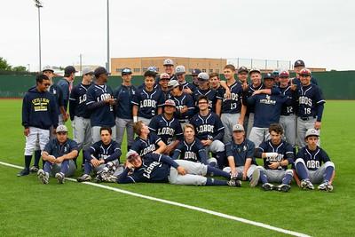 2018-2019 LEHS Baseball