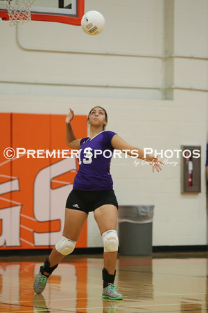La Porte Freshman Volleyball vs Dayton 8/26/2014