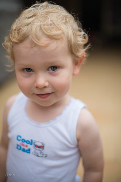 Landon age 2