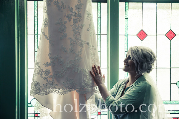 Jessica & Joey Creative Wedding Photos