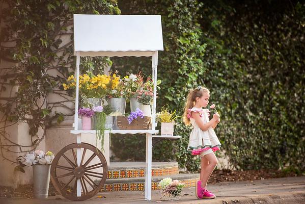 Flower Cart March 2021 - Lopez