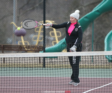 Odessa-Montour Tennis 4-11-18