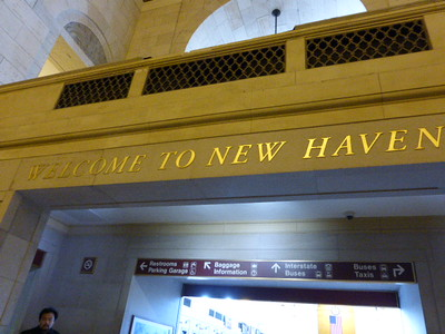 USA: New Haven, CT (2014)
