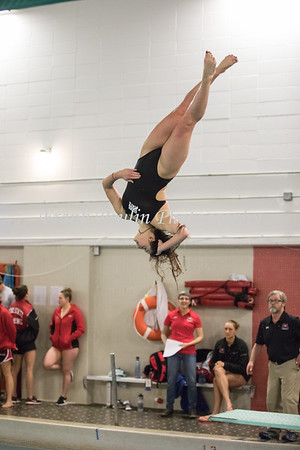 Keene State swimming & diving 1/10/2018