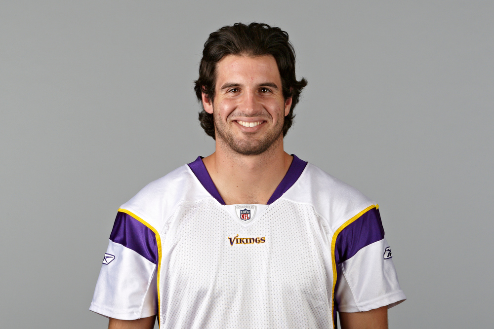 . Christian Ponder, Florida State Selected 12th overall by the Vikings in 2011 Ponder�s Vikings went 10-6 and made the playoffs in 2012. However, Ponder�s limitations were often on full display; his second season, Ponder averaged just 9.8 yards per pass completion, and passed for just 2,935 yards in 16 starts. GRADE: C-. Will always be reliant on a superstar running back to succeed in the NFL. (Photo by NFL via Getty Images)