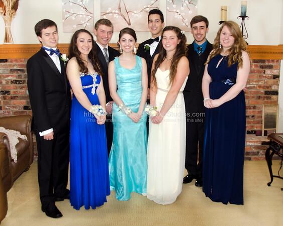 CHS Senior Prom 2014