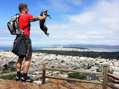 SF Urban Hike: Aug 24, 2014