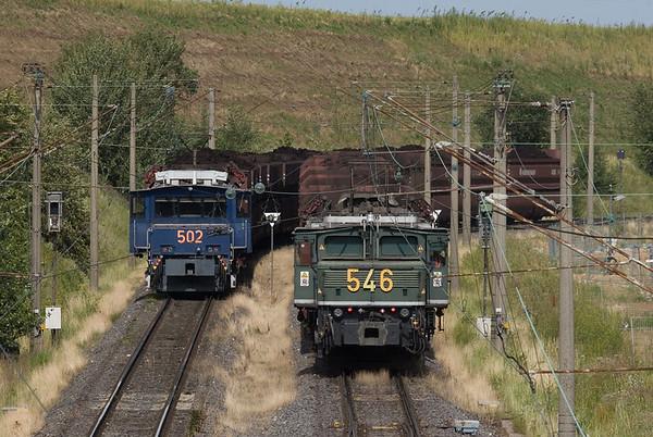 Rheinbraun Lignite Ops