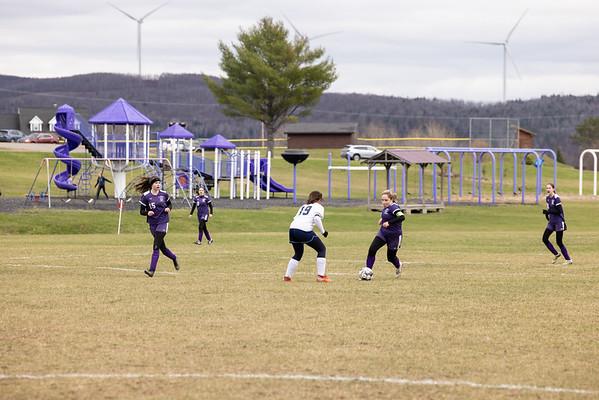 SA Girls VS VB Playoff Soccer Game 10/29/20