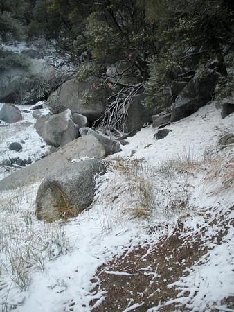 Owens Peak - April 29, 2010