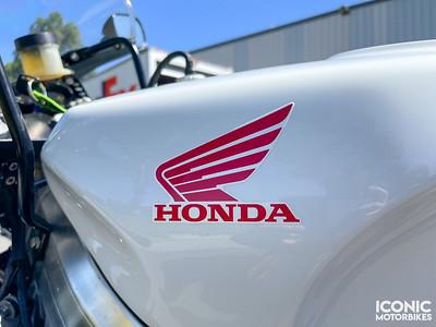 Honda VFR400R (AS) on IMA