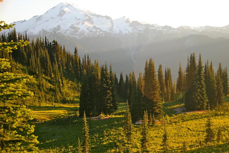 Image Lake Campsites.