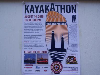 TI Kayak A Thon