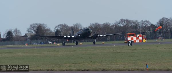 RAF Coningsby March 2021