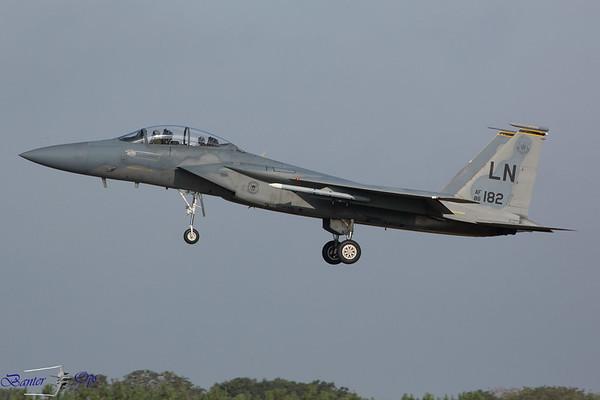 RAF Lakenheath : 3rd October 2014
