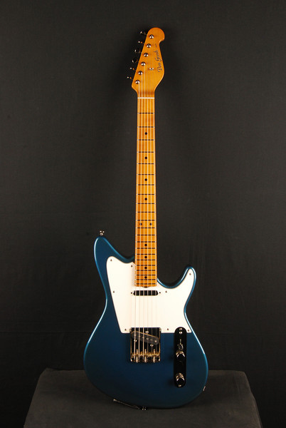 ElectraJet VT, Aged Lake Placid Blue, TT Pickups