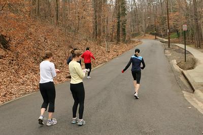 Hill Workout