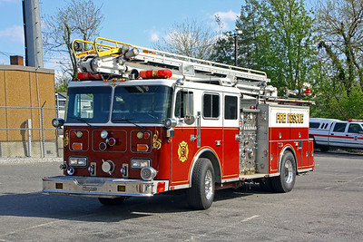 Maryland Fire Departments