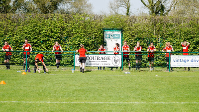 18.04.22. CWLFC vs London Kent