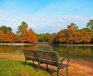 Herman Park Pond