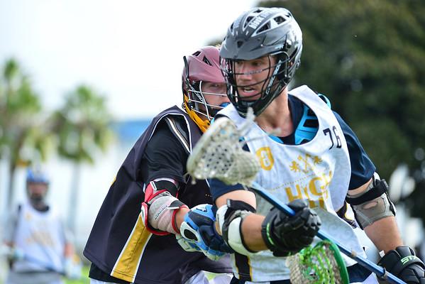 Starz vs Inside Lacrosse