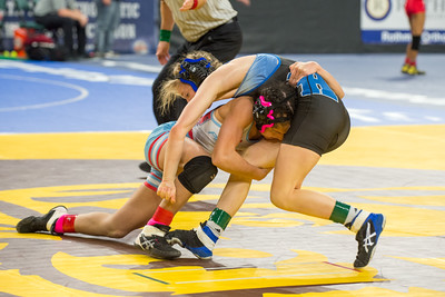 NJSIAA Girls State Championships - Semi Finals & Wrestle Backs 03-06-2020