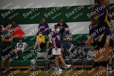 Webster City Vs A-P Volleyball