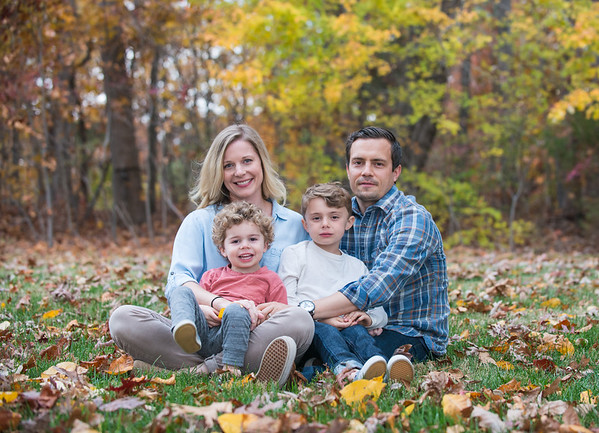St. Peter Family Portraits