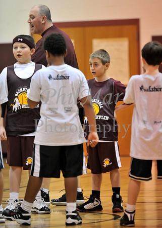 3rd Grade Mifflin Basketball