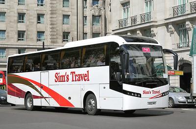 Sim's Travel