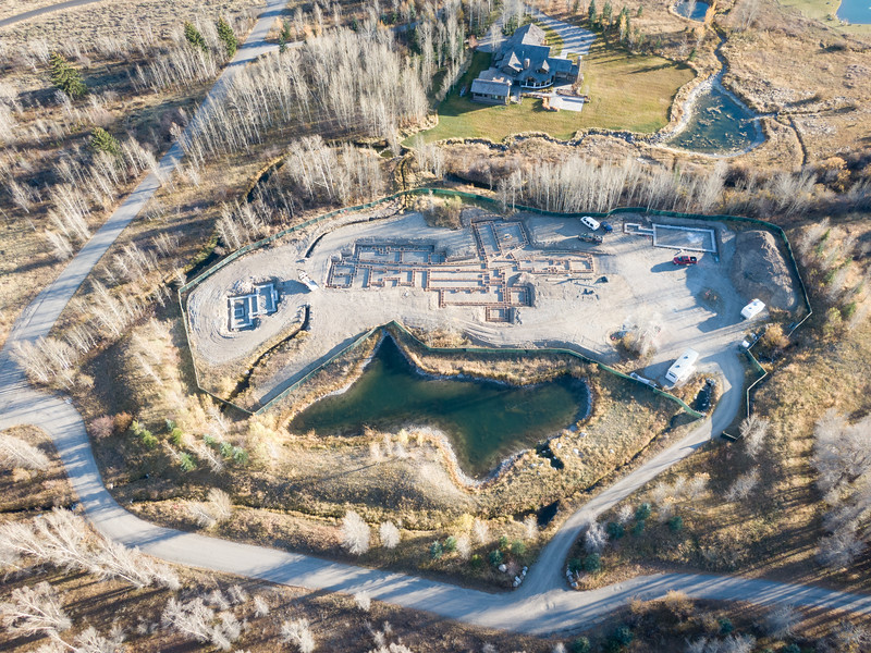 Roberts Concrete, Wilson, Wyoming