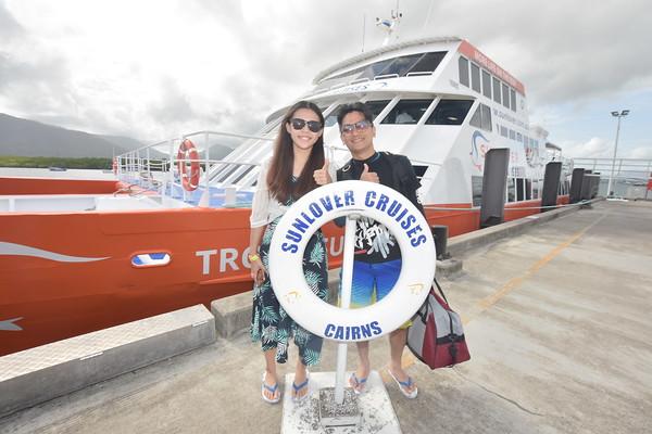 Sunlover Cruises 02nd November 2019