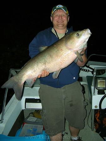 Open Water Fishing