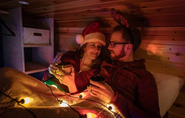 Sandra & Michael's Christmas Photos