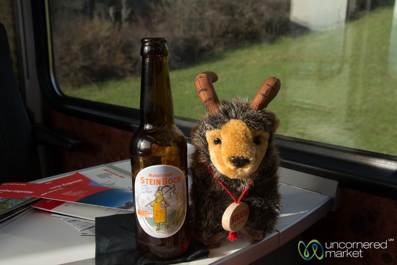 Steinbock - Adult & Kid Versions - Bernina Express, Switzerland