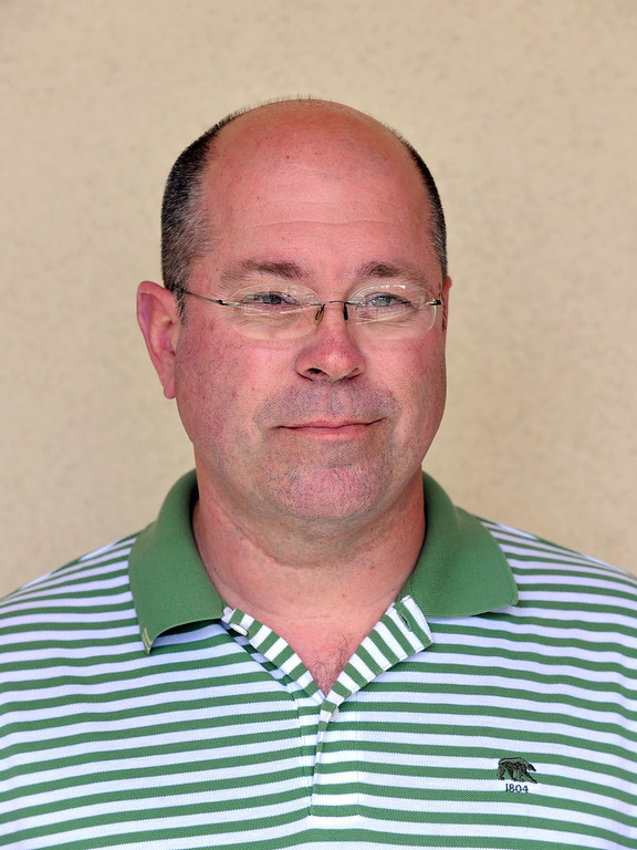 . Coach Bob Timberlake. Mira Costa Golf Team 2010 Coach