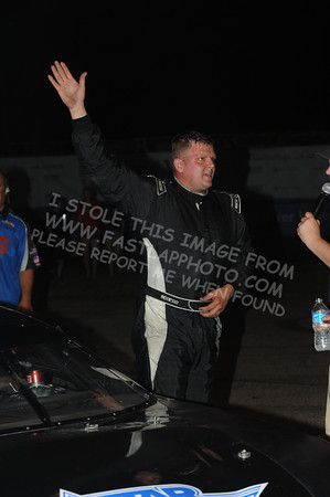"ASA Midwest Tour ""World Wide Packaging State Park 125"" Victory Lane"