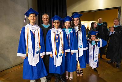 Leander High School Graduation 2019