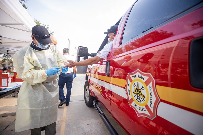 April 16, 2020 Gordon Center COVID Testing Hialeah Fire-104.jpg